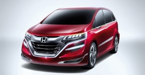 2016-Honda-Odyssey-front-view