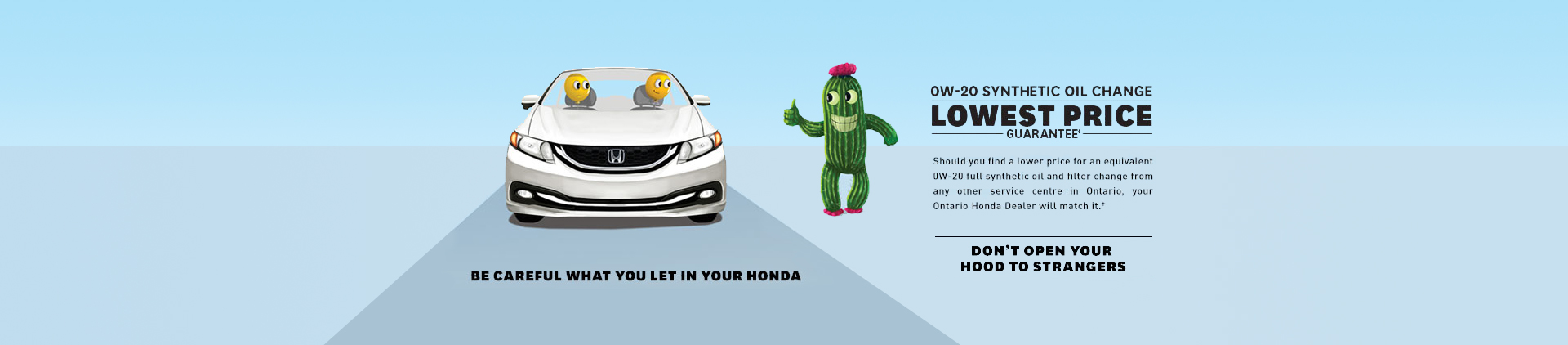 Toronto honda dealership toronto honda dealer ontario for Honda dealership oil change price