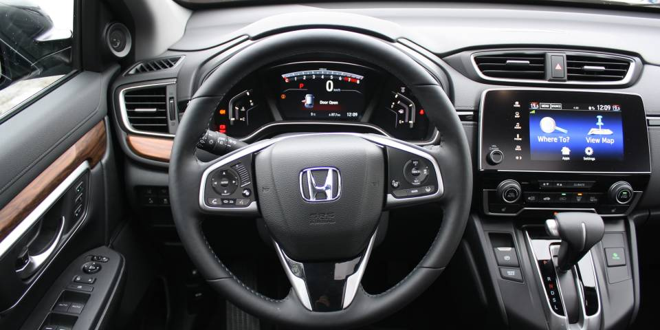 Honda Also Took The Advice Of Its Current Gen CR V Owners Many Whom Voiced Their Displeasure At Touchscreen Volume Control For Audio System