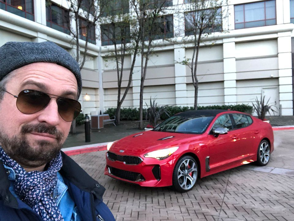 The Kia Stinger Is One Of The Best Cars I Ve Driven All