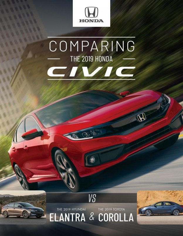 Comparing Civic Vs Elantra
