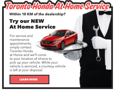 Toronto At Home Service.